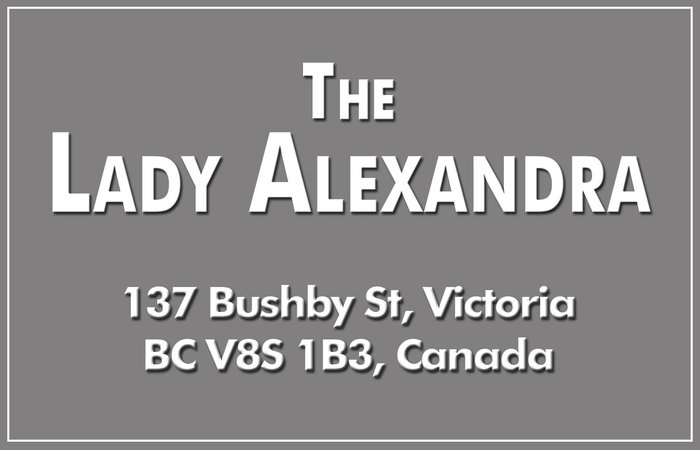 The Lady Alexandra 137 Bushby V8S 1B3