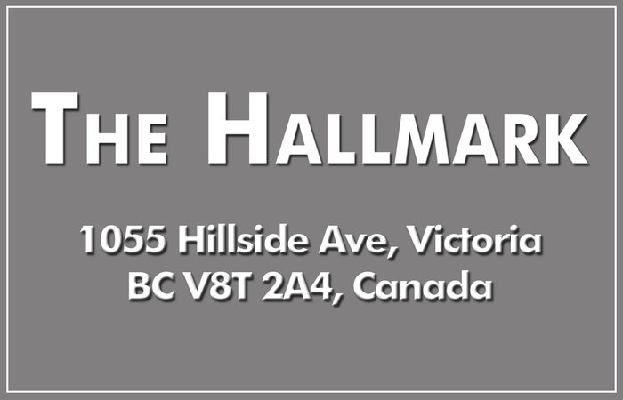 The Hallmark 1055 Hillside V8T 2A4
