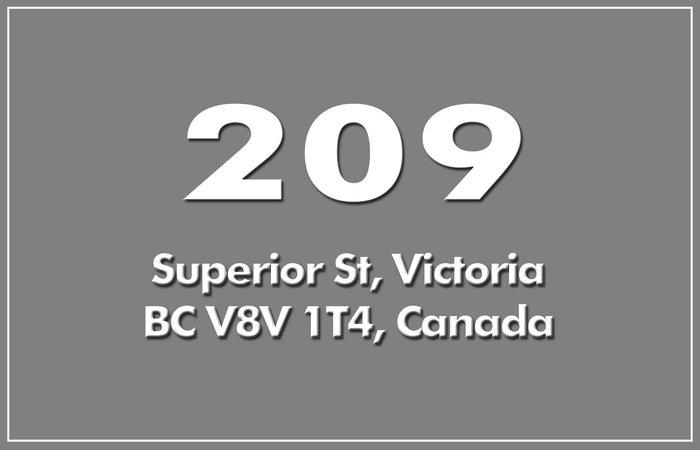 209 Superior 209 Superior V8V 1T4