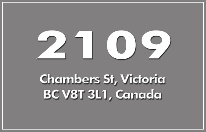 2109 Chambers 2109 Chambers V8T 3L1