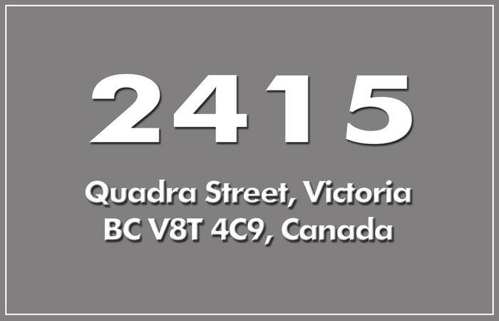 2415 Quadra 2415 Quadra V8T 4C9