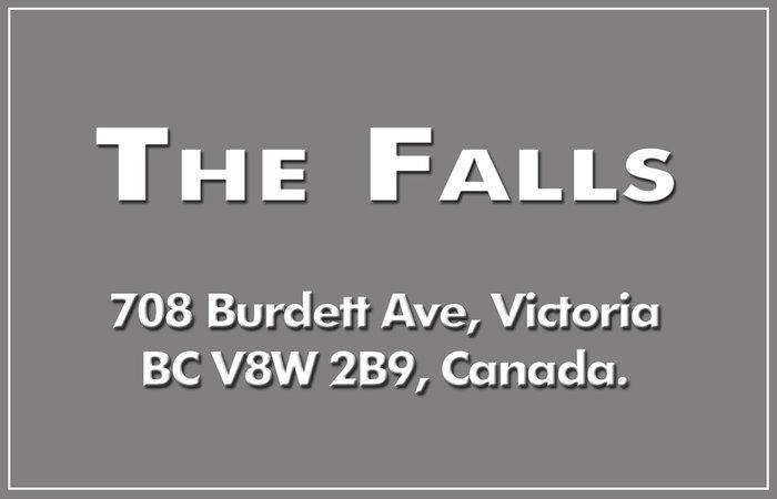 The Falls 708 Burdett V8W 0A8