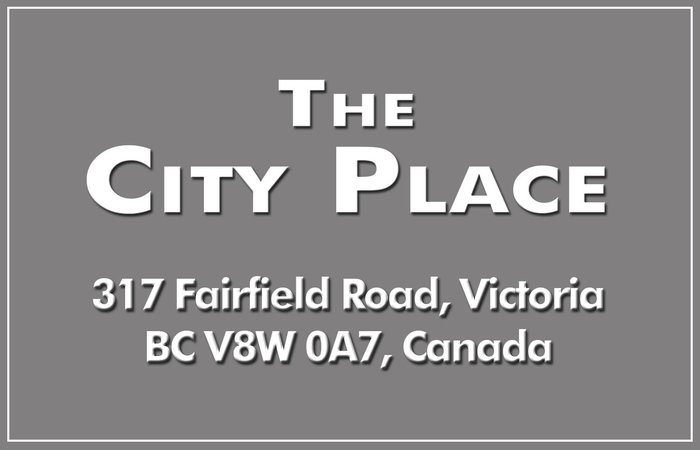 The City Place 317 Fairfield V8V 5B2