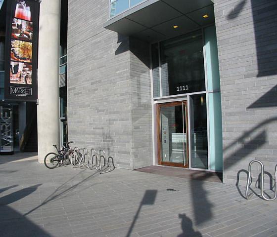 Shangrila - 1111 Alberni Entrance!