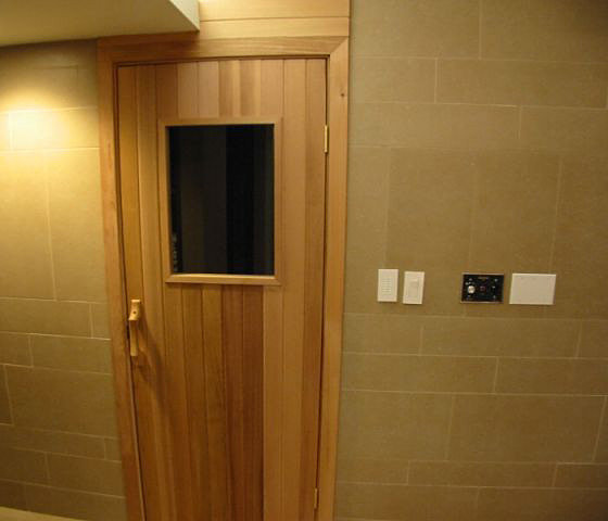 Sauna - 5th and 6th Floors!