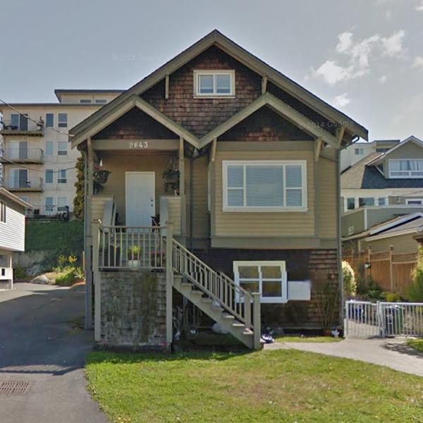 2643 Blackwood Street, Victoria, BC!