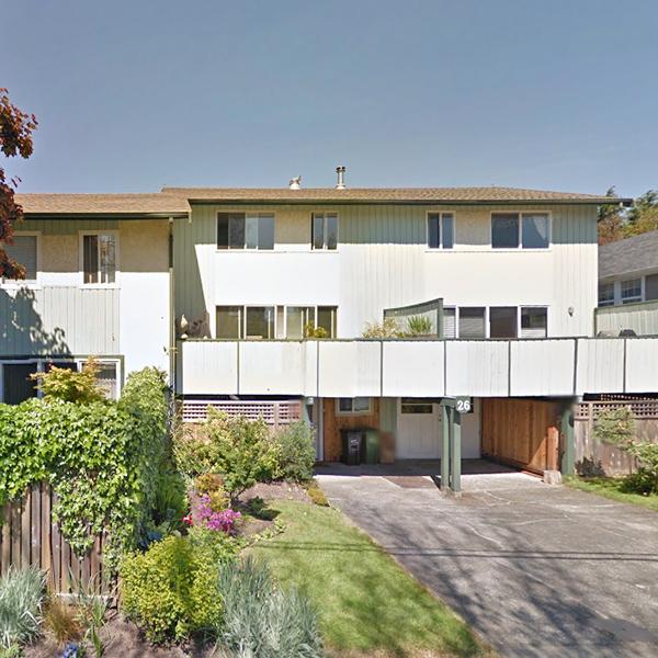 26 Menzies St, Victoria, BC!