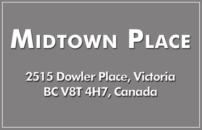 Midtown Place 2515 Dowler V8T 4H7