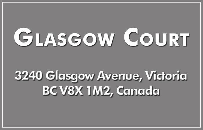 Glasgow Court 3240 Glasgow V8X 1M2