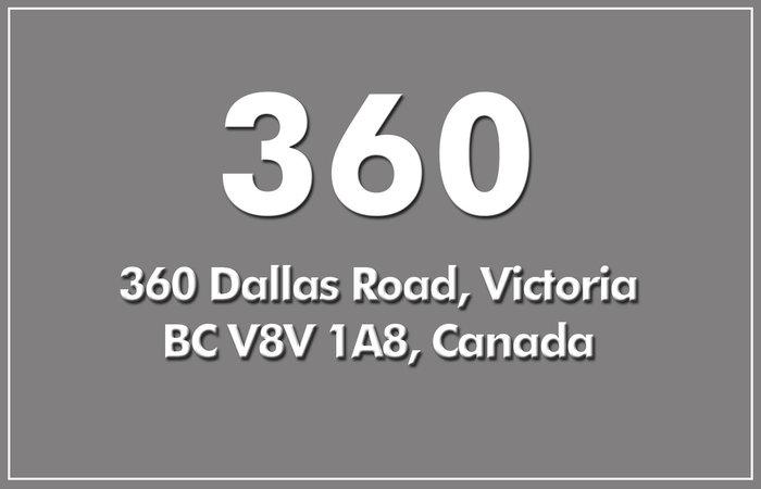 360 Dallas 360 Dallas V8V 1A8