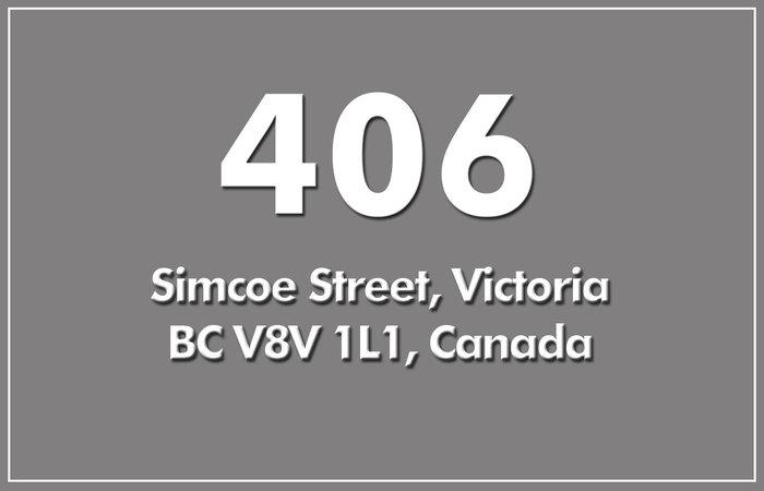 406 Simcoe 406 Simcoe V8V 1L1