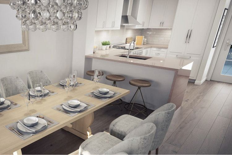 Display Home Dining!