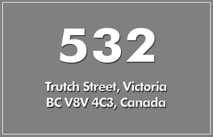 523 Trutch 523 Trutch V8V 4C3