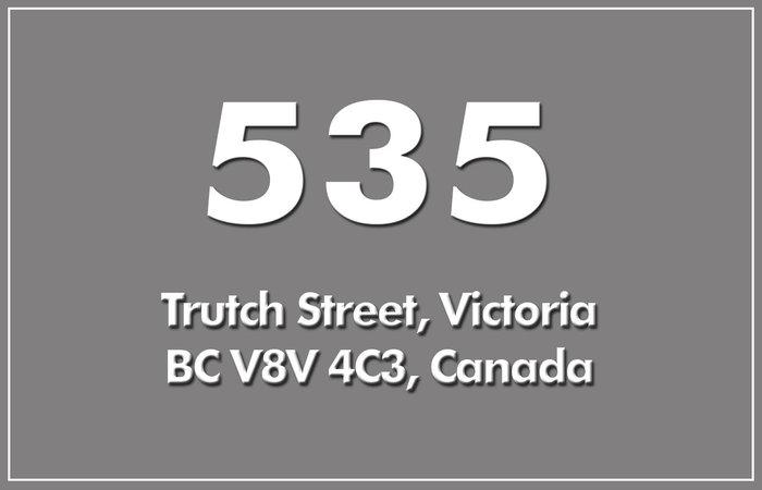 535 Trutch 535 Trutch V8V 4C3