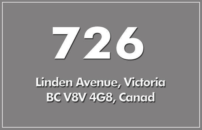 727 Linden 727 Linden V8V 4G8