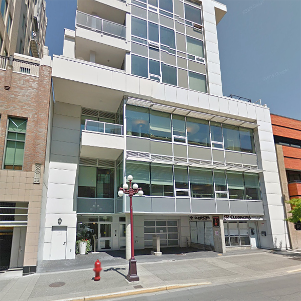 732 Broughton Street, Victoria, BC!