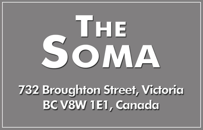 The SoMA 732 Broughton V8W 1E1