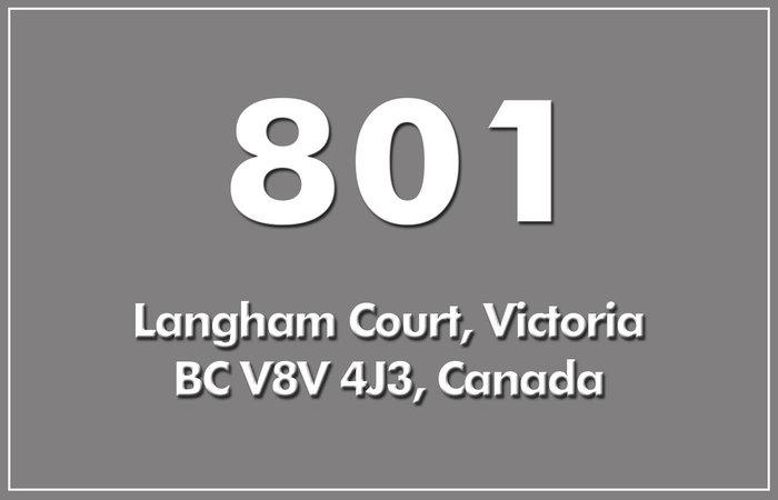 801 Langham 801 Langham V8V 4J3