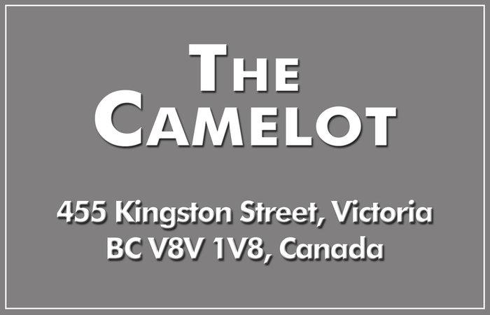 The Camelot 455 Kingston V8V 1V8