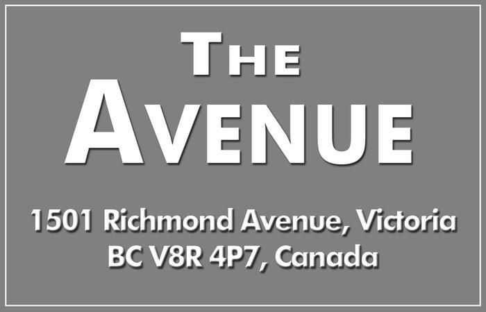 The Avenue 1501 Richmond V8R 4P7
