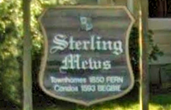 Sterling Mews 1850 Fern V8R 4K2
