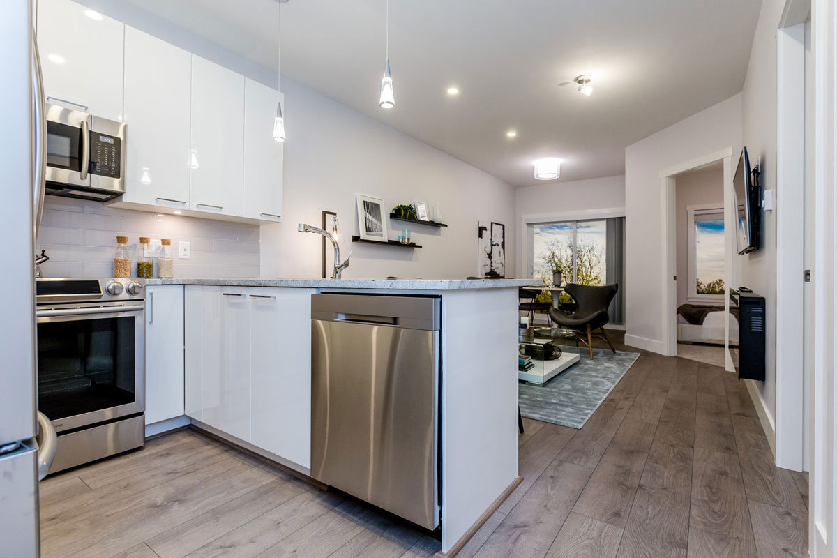 Display Home Showing Stainless Steel Appliances!