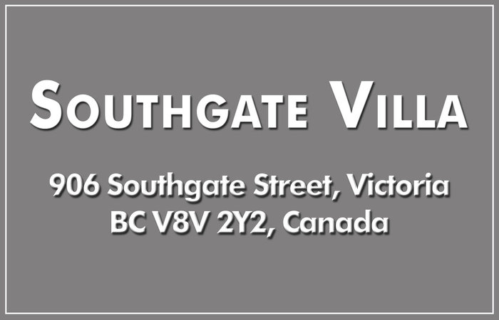Southgate Villa 906 Southgate V8V 2Y2