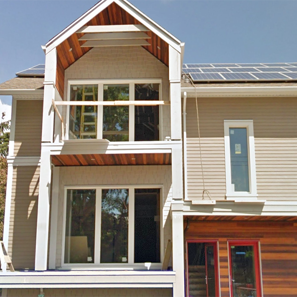 The North Park Passive House!