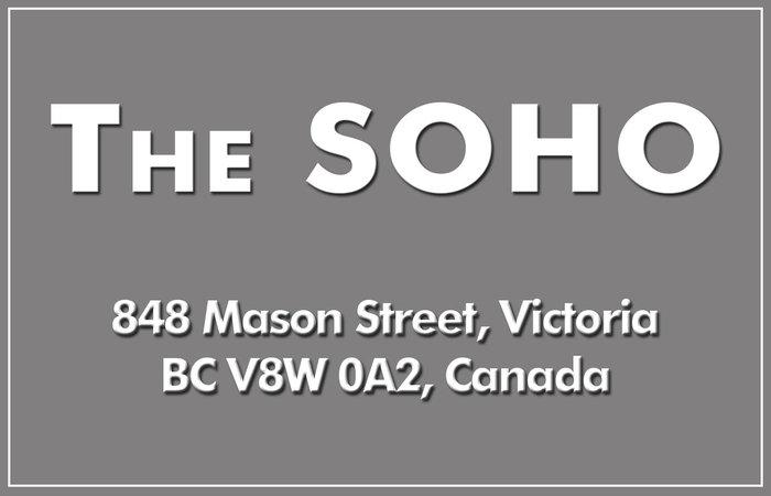 The SoHo 848 Mason V8W 0A2