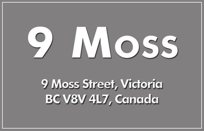 9 Moss 9 Moss V8V 4L7