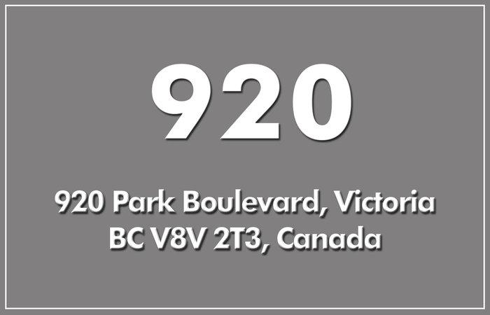 920 Park 920 Park V8V 2T3