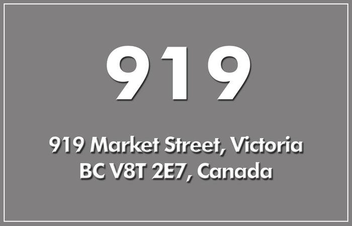 919 Market 919 Market V8T 2E7