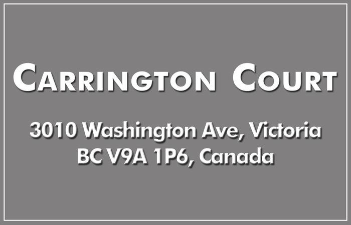 Carrington Court 3010 Washington V9A 1P6