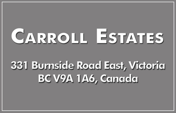 Carroll Estates 331 Burnside V9A 1A6