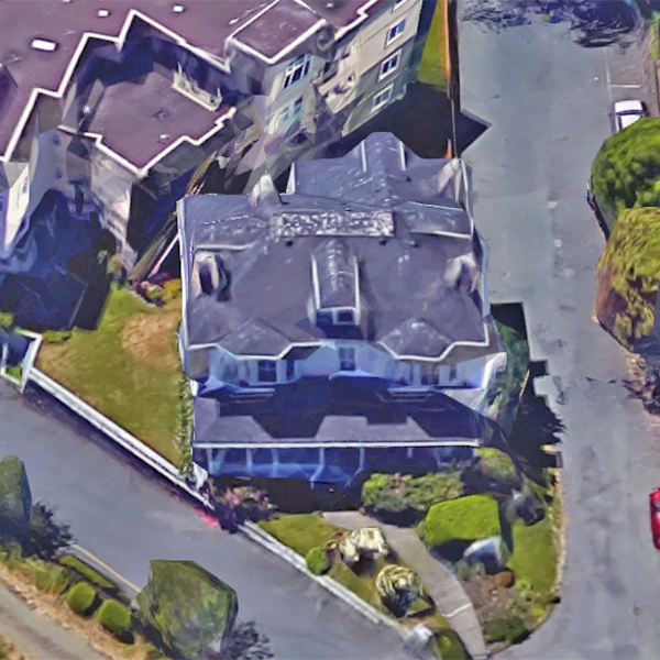 145 Gorge Road East, Victoria, BC - Birds eye view!