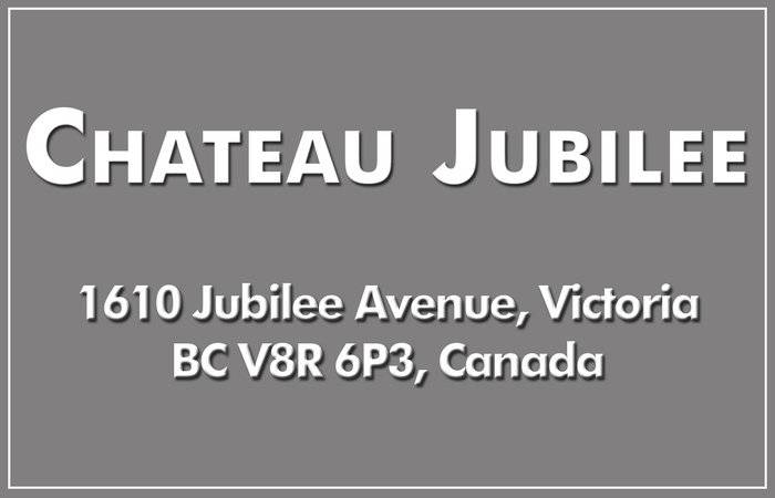 Chateau Jubilee 1610 Jubilee V8R 6P3