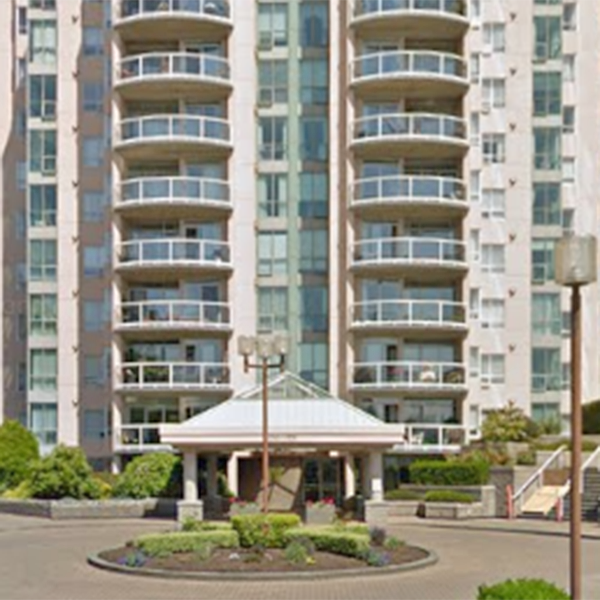 Regents Park - West Tower!