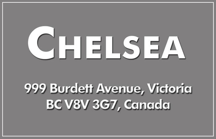 Chelsea 999 Burdett V8V 5B9