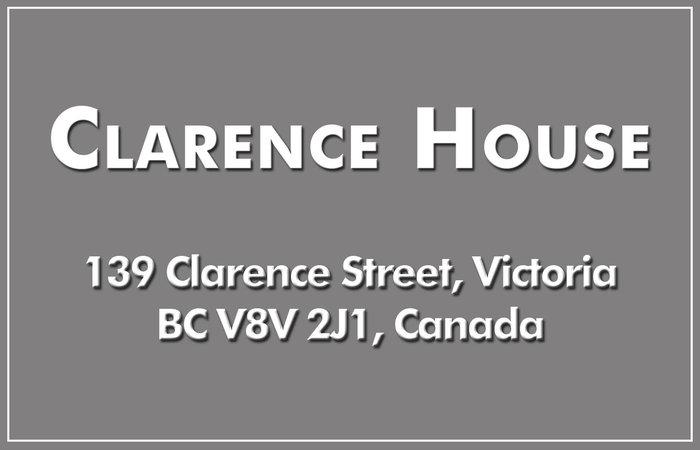 Clarence House 139 Clarence V8V 2J1