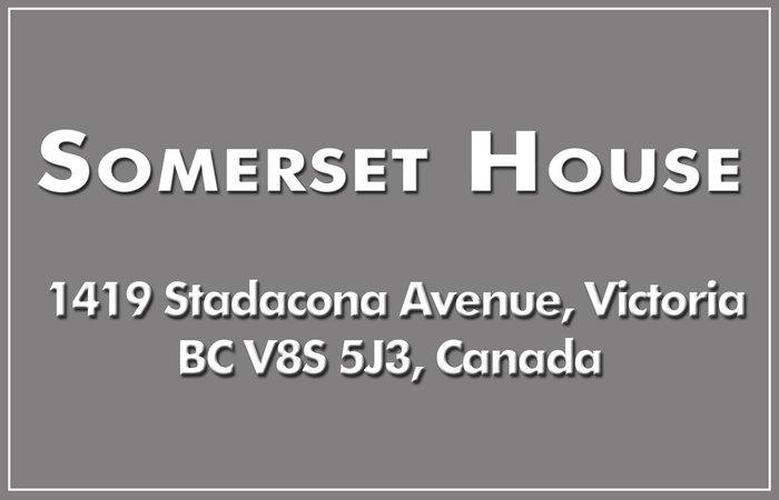 Somerset House 1419 Stadacona V8S 5J3