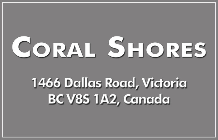Coral Shores 1466 Dallas V8S 1A2