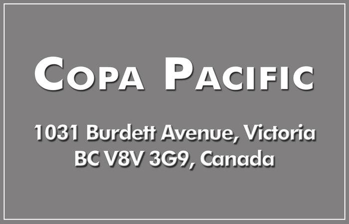 Copa Pacific 1031 Burdett V8V 3G9