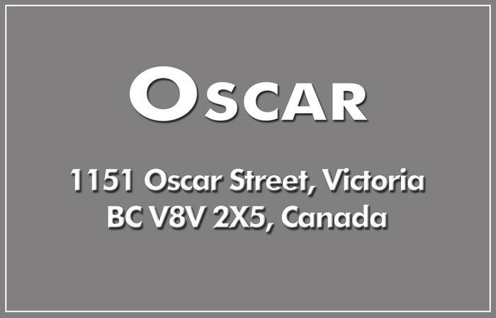 Oscar 1151 Oscar V8V 2X5