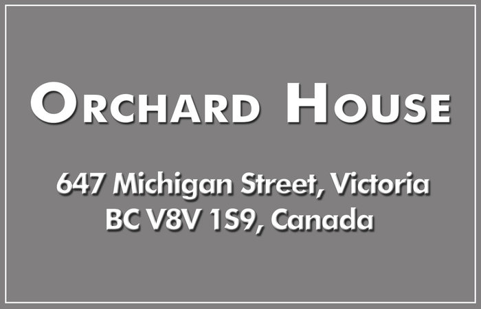 Orchard House 647 Michigan V8V 1S9