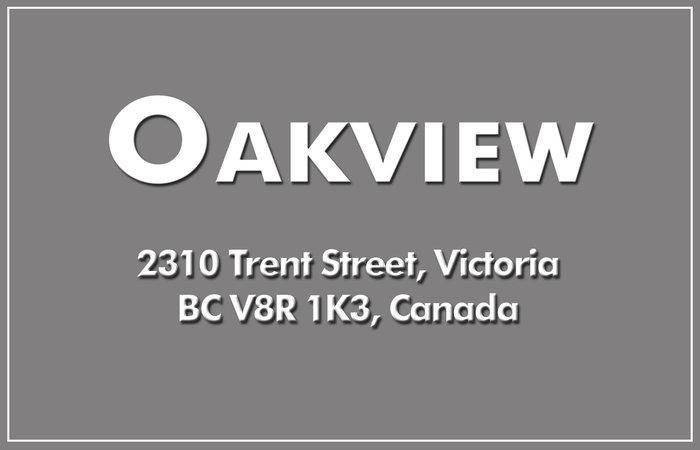 Oakview 2310 Trent V8R 1K3