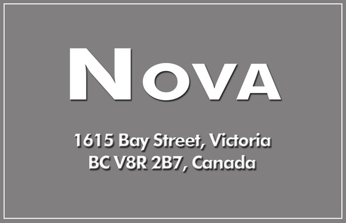 Nova 1615 Bay V8R 2B7