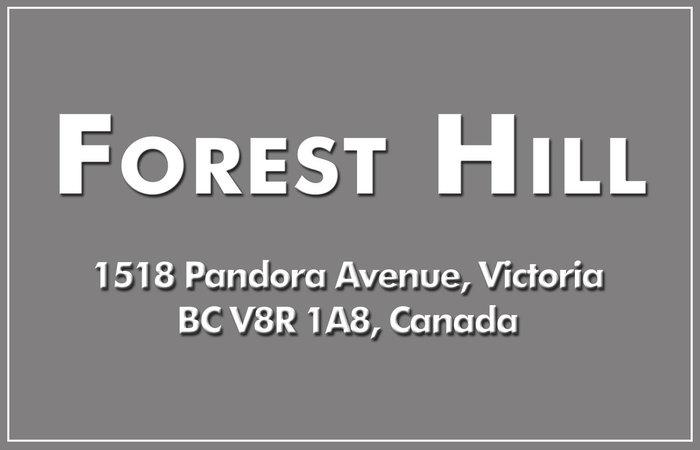 Forest Hill 1518 Pandora V8R 1A8