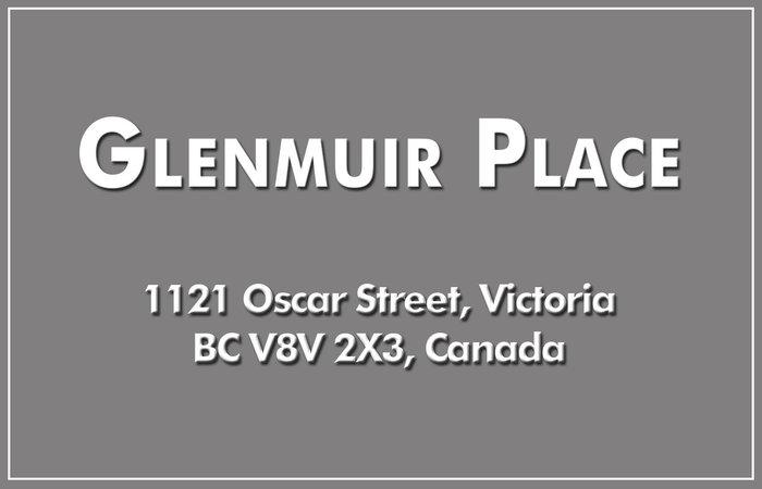 Glenmuir Place 1121 Oscar V8V 2X3