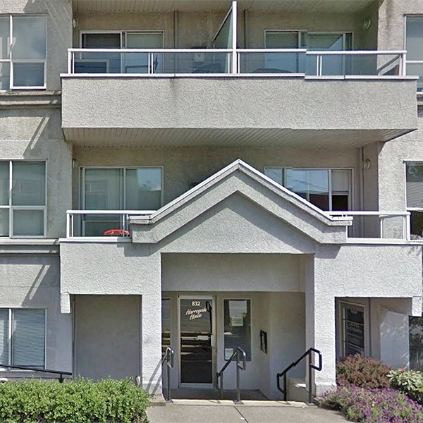 832 Fisgard Street, Victoria, BC!