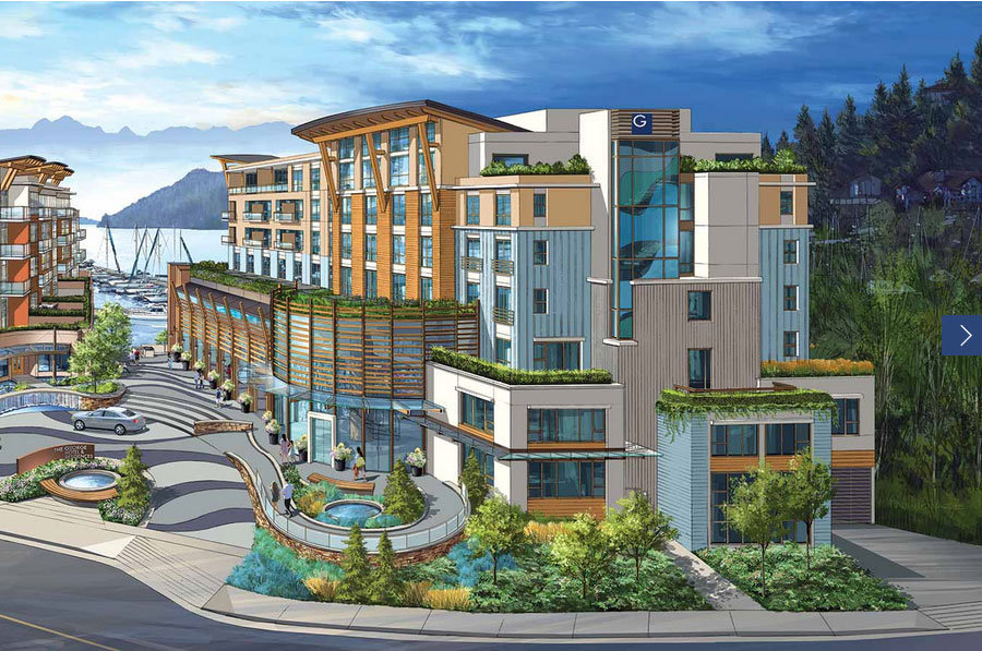 George Residences Gibsons!